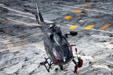 #1 Heli Austria Airbus Helicopters H145 OE-XDZ taken by Lloyd H