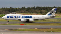 N344KD - Western Global Airlines Boeing 747-400F, ERF aircraft