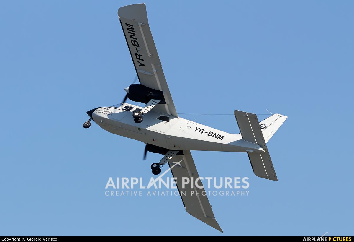 Incas YR-BNM aircraft at Bucharest - Aurel Vlaicu Intl