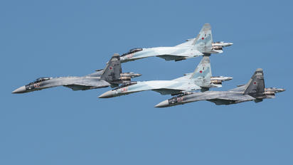 RF-90720 - Russia - Air Force Sukhoi Su-35S