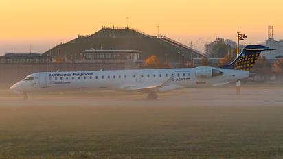 D-ACNT - Lufthansa Regional - CityLine Bombardier CRJ-900NextGen