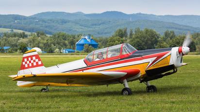 OK-DRJ - Private Zlín Aircraft Z-526F