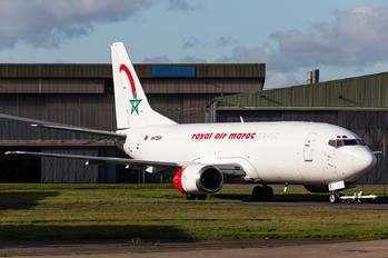 N473SR - Royal Air Maroc Cargo Boeing 737-300F