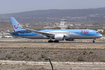 G-TUIL - TUI Airways Boeing 787-9 Dreamliner