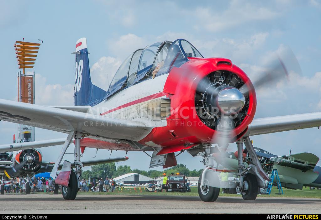 Private N238V aircraft at Oshkosh - Wittman Regional