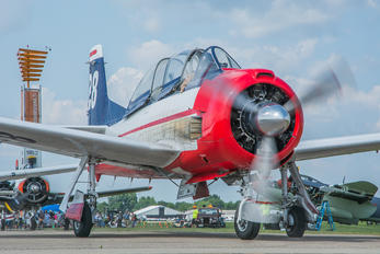 N238V - Private North American T-28B Trojan