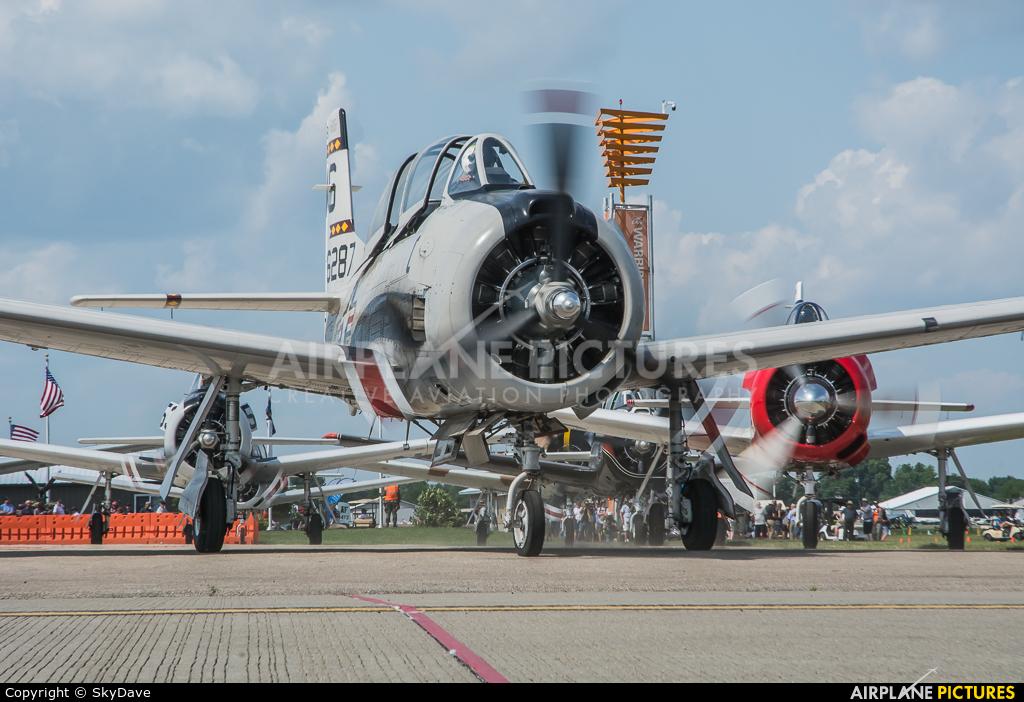 Private N28TM aircraft at Oshkosh - Wittman Regional