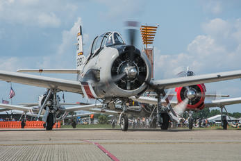 N28TM - Private North American T-28C Trojan
