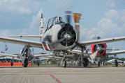 N28TM - Private North American T-28C Trojan aircraft