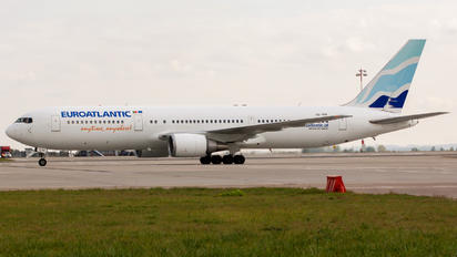 CS-TKR - Euro Atlantic Airways Boeing 767-300ER