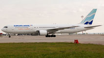 EuroAtlantic B763 operates for LOT on routes to US title=