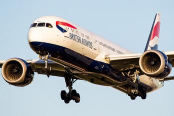 G-ZBKC - British Airways Boeing 787-9 Dreamliner