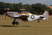 G-TFSI - Anglia Aircraft Restorations Ltd North American TF-51D Mustang aircraft