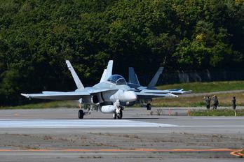 A21-114 - Australia - Air Force McDonnell Douglas F/A-18B Hornet