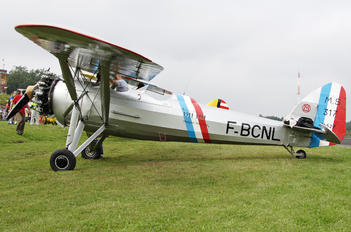 F-BCNL - Private Morane Saulnier MS.317