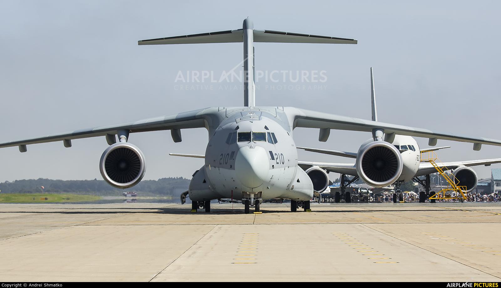 Japan - Air Self Defence Force 98-1210 aircraft at Misawa