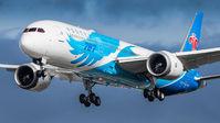 #3 China Southern Airlines Boeing 787-9 Dreamliner B-20C6 taken by Marek Horák