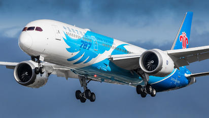 B-20C6 - China Southern Airlines Boeing 787-9 Dreamliner