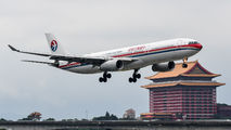 B-6100 - China Eastern Airlines Airbus A330-300 aircraft