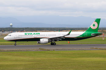 B-16223 - Eva Air Airbus A321