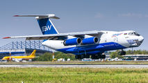 4K-AZ40 - Silk Way Airlines Ilyushin Il-76 (all models) aircraft