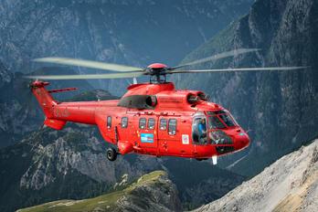 OE-XJP - Heli Austria Aerospatiale AS332 Super Puma L (and later models)