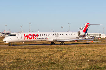 F-HMLL - Air France - Hop! Canadair CL-600 CRJ-1000