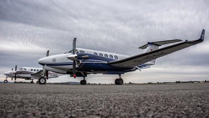 D-IDAH - Private Beechcraft 250 King Air