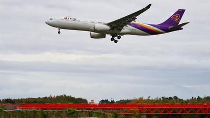 HS-TEP - Thai Airways Airbus A330-300