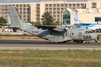 T.19B-09 - Spain - Air Force Casa CN-235M