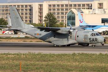 T.19B-09 - Spain - Air Force Casa CN-235M