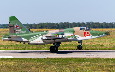 05 - Russia - Air Force Sukhoi Su-25SM3