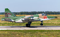 05 - Russia - Air Force Sukhoi Su-25SM3 aircraft