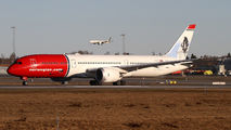 LN-LNO - Norwegian Long Haul Boeing 787-9 Dreamliner aircraft