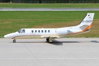 D-CHZF - Tyrol Air Ambulance Cessna 550 Citation Bravo