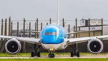 PH-BHO - KLM Boeing 787-9 Dreamliner aircraft