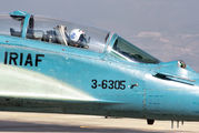 3-6305 - Iran - Islamic Republic Air Force Mikoyan-Gurevich MiG-29UB aircraft