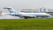 N70PS - Private Bombardier BD-700 Global Express aircraft