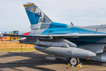 83-0159 - USA - Air Force General Dynamics F-16C Fighting Falcon