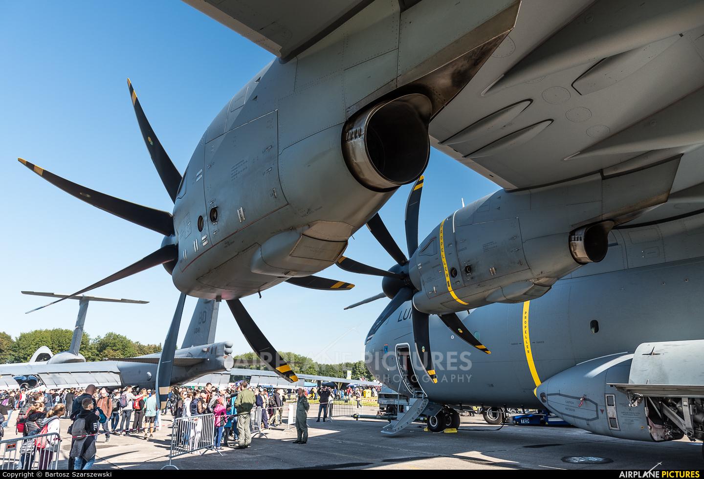 Germany - Air Force 54+17 aircraft at Ostrava Mošnov