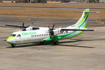 EC-KYI - Binter Canarias ATR 72 (all models)