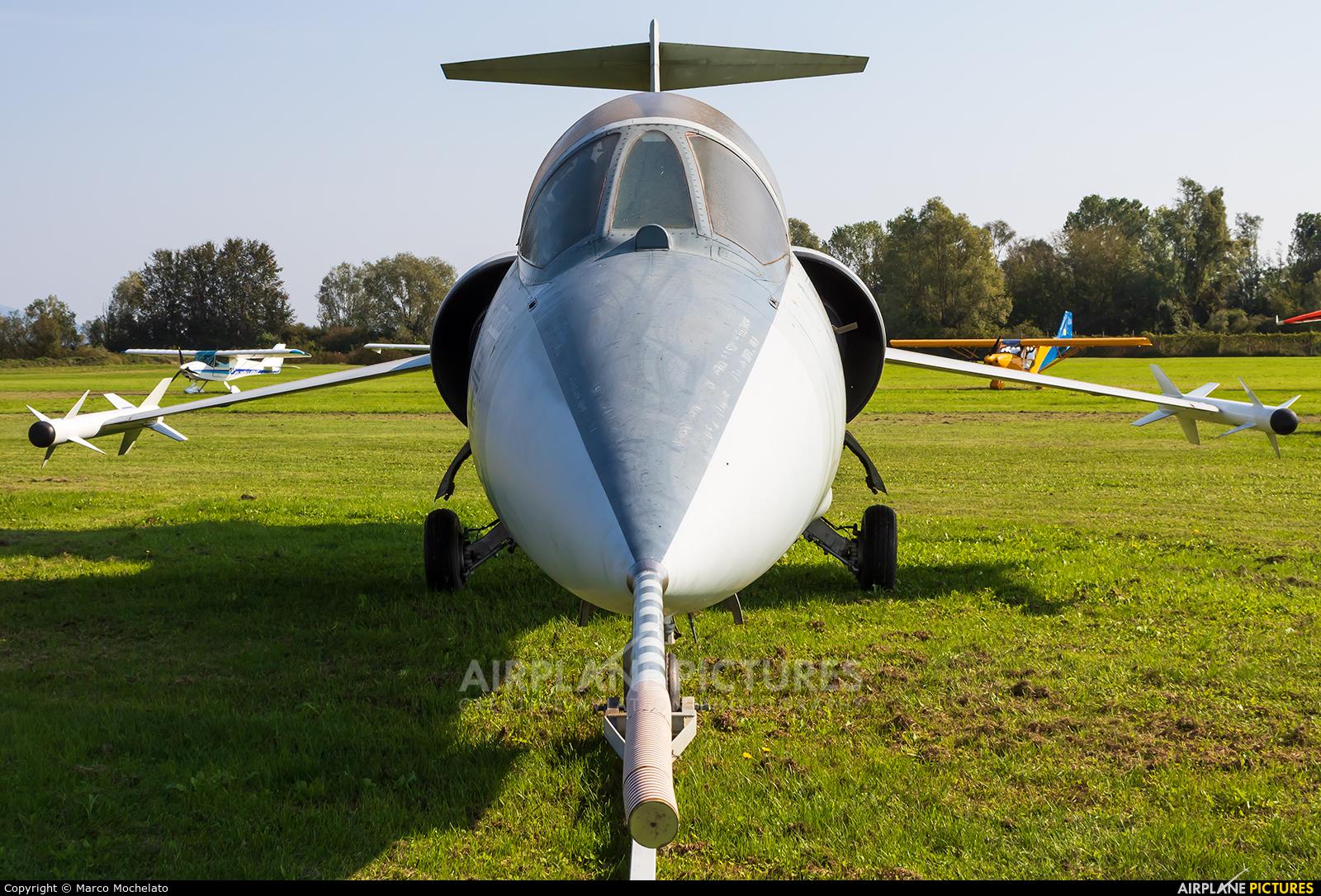 Italy - Air Force MM6838 aircraft at Montagnana