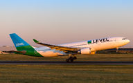 F-HLVL - LEVEL Airbus A330-200 aircraft