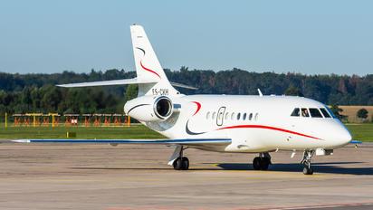 ES-CKH - Private Dassault Falcon 2000