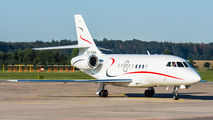 ES-CKH - Private Dassault Falcon 2000 aircraft