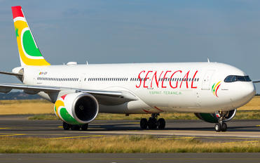 9H-SZN - Air Senegal International Airbus A330neo