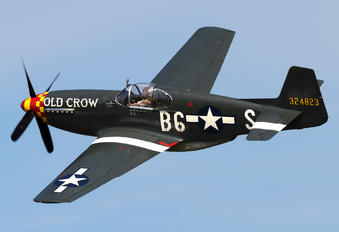 NL551E - Private North American P-51B Mustang