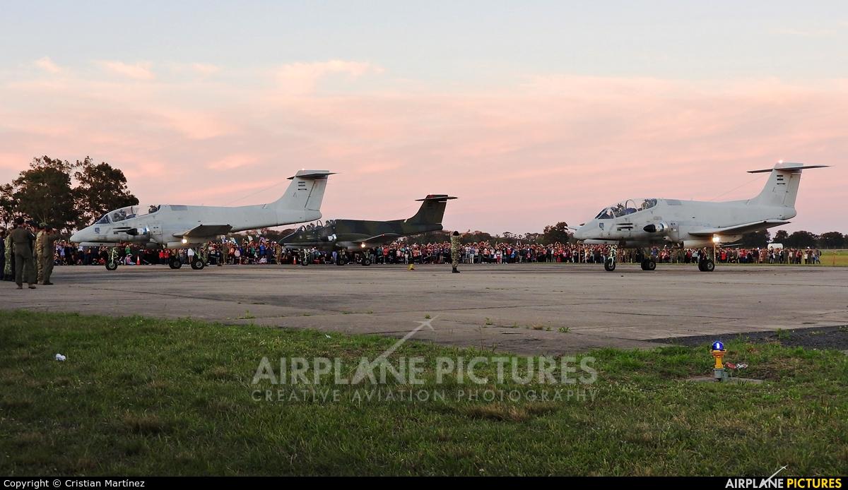 Argentina - Air Force A-585 aircraft at Reconquista - Daniel Jurkic