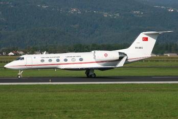 91-003 - Turkey - Air Force Gulfstream Aerospace G-IV,  G-IV-SP, G-IV-X, G300, G350, G400, G450