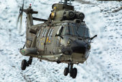 T-334 - Switzerland - Air Force Aerospatiale AS532 Cougar aircraft